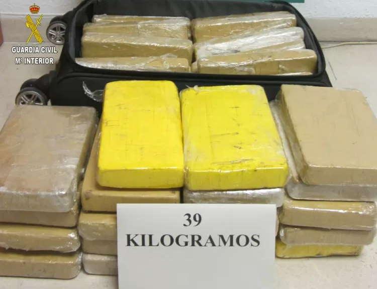 Imagem: cocaina espanha militar pres PF identifica outros crimes de militar preso com cocaína em avião presidencial