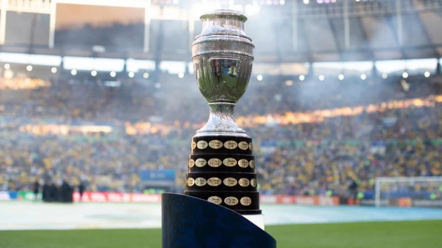 Imagem: copa america Conmebol garante que todos na Copa América serão vacinados