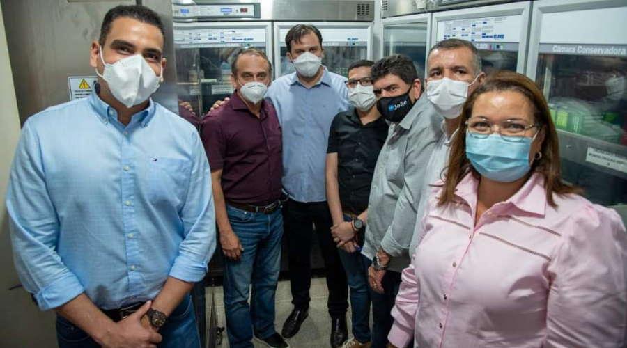 Imagem: deputados vacina Decisão de deixar região sem vacinas da Pfizer é vista como retaliação