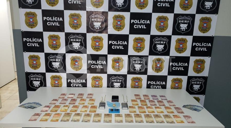 Imagem: derf Dez pessoas são presas em operação contra o tráfico de drogas