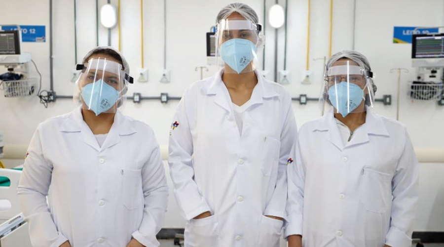 Imagem: enfermeiros Senado vai discutir novo piso nacional para profissionais de enfermagem