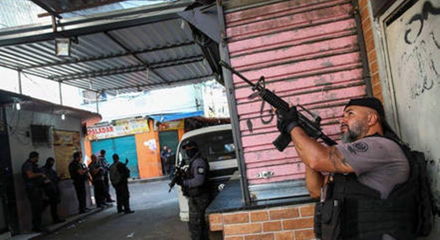 Imagem: favela jacarezinho Número de mortos na favela do Jacarezinho sobe para 28