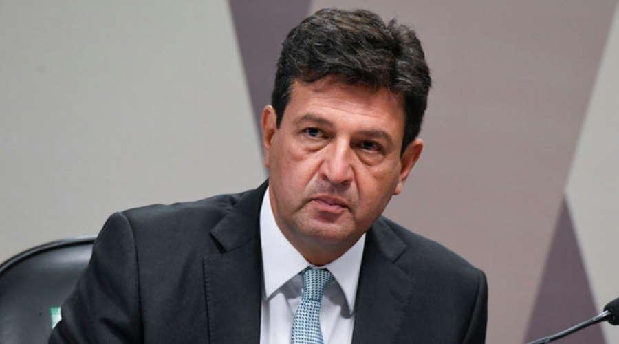 Imagem: mandetta Presidente dificultou ações para combater Covid-19, diz Mandetta