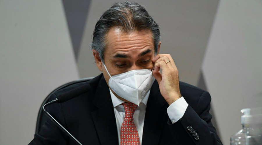 Imagem: murilo pfizer Gerente da Pfizer confirma que Governo demorou a aceitar vacinas