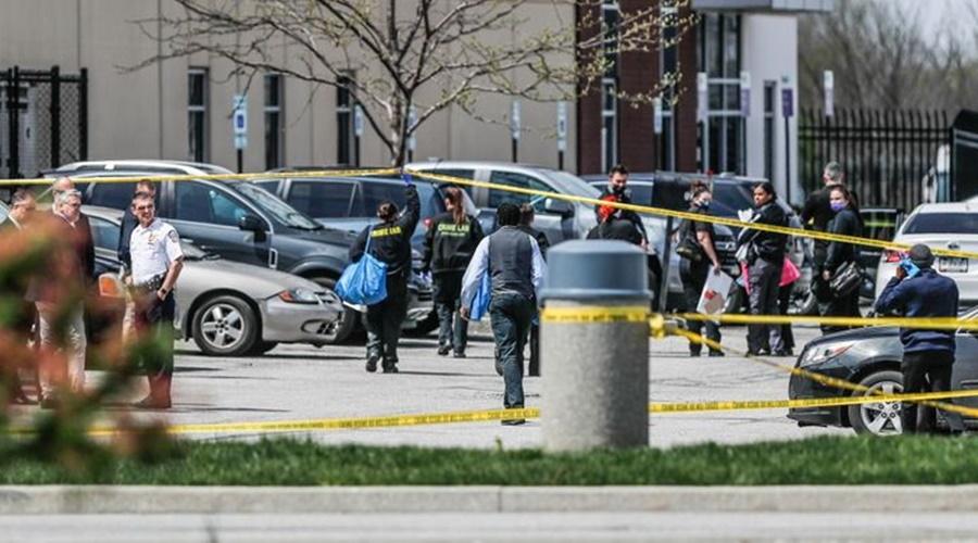 Imagem: tagreuters.com2021binary LYNXMPEH3F1ER BASEIMAGE Homens armados matam duas pessoas e ferem mais de 20 na Flórida