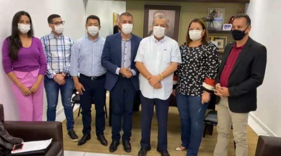 Imagem: veradores jayme Comissão pede apoio para vacinação e redução do nível de risco em Rondonópolis