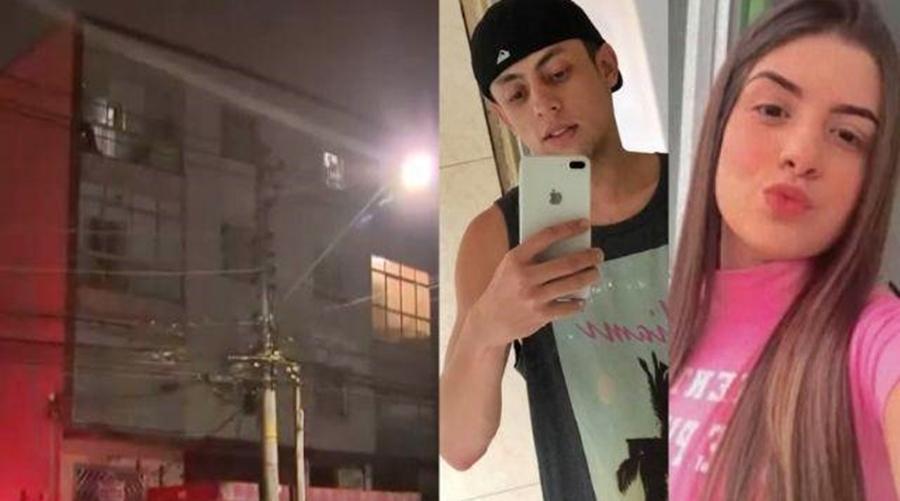 Imagem: 170710 Jovem mata ex-namorada de 16 anos a tiros e tenta suicídio em SP