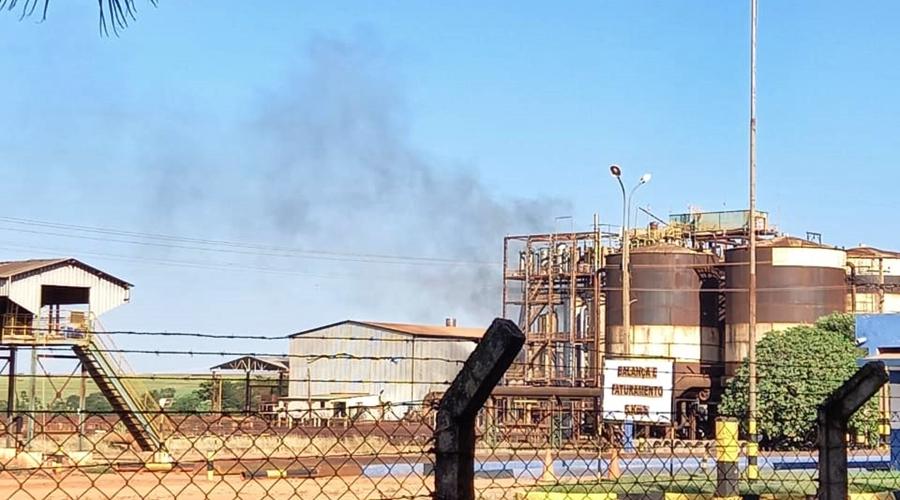 Imagem: 1970d39f c5da 4325 aaae f88463636840 Usina de etanol explode e funcionários ficam feridos