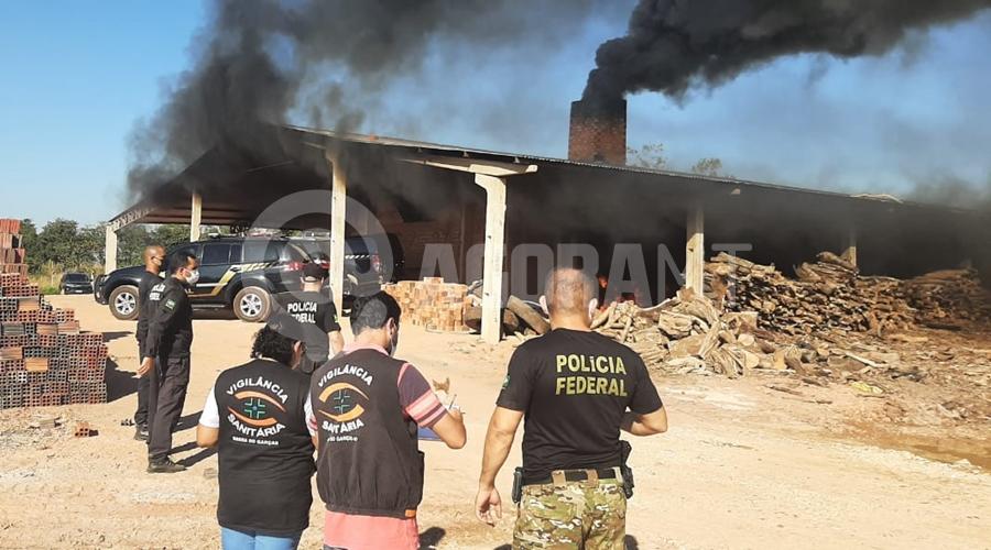 Imagem: 37f0ff69 7770 4218 8794 a134274740b7 PF incinera 842 kg de entorpecentes em Barra do Garças