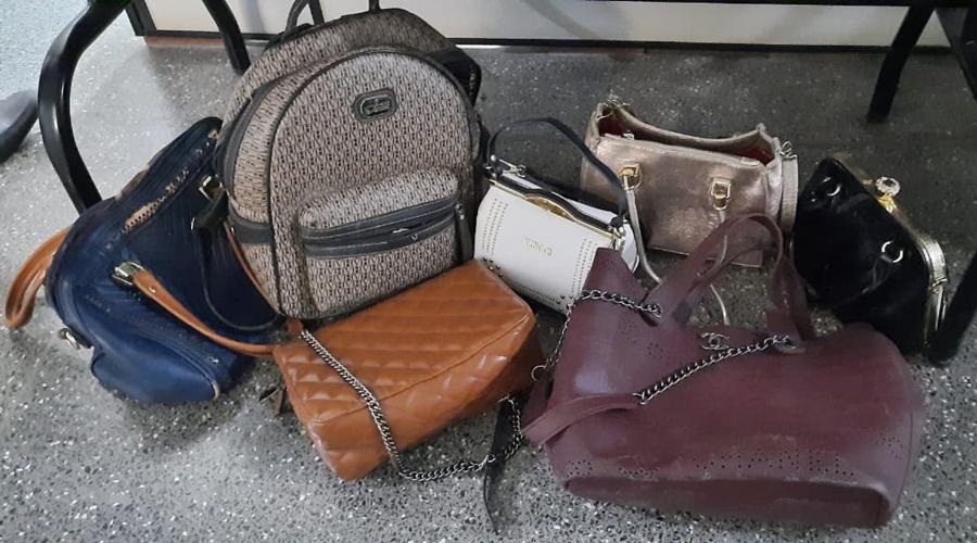 Imagem: 5 PC encontra casal acusado de arrombar caminhonete e furtar produtos