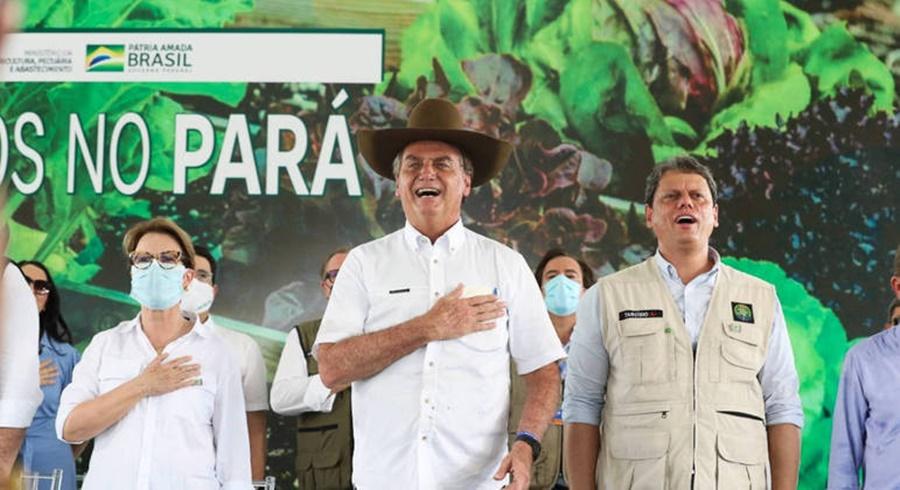 Imagem: Bolsonaro ataca CPI CPI da Covid se ilude achando que vai derrubar o governo, relata Bolsonaro
