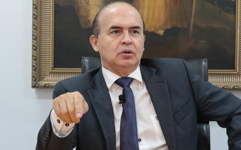"""Imagem: Domingos s Procurador rebate delegado: """"Liberdade de expressão tem limites"""""""