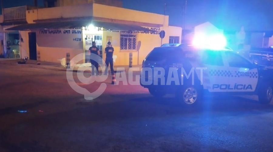 Imagem: Homicidio em Tangara da Serra Digital influencer é assassinado com 12 tiros, sendo cinco na cabeça