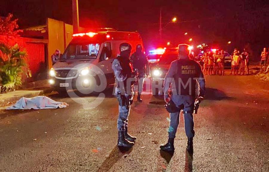 Imagem: Homocidio em Tangara da Serra Jovem de 23 anos é assassinado a tiros