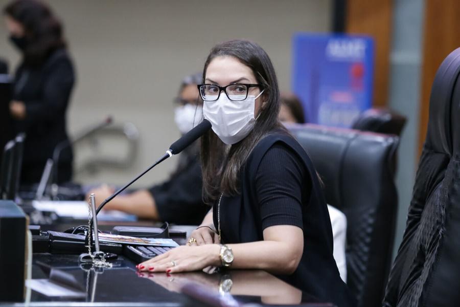 Imagem: Janaina Riva Janaina diz que prefeitos do MDB nem conhecem Emanuel