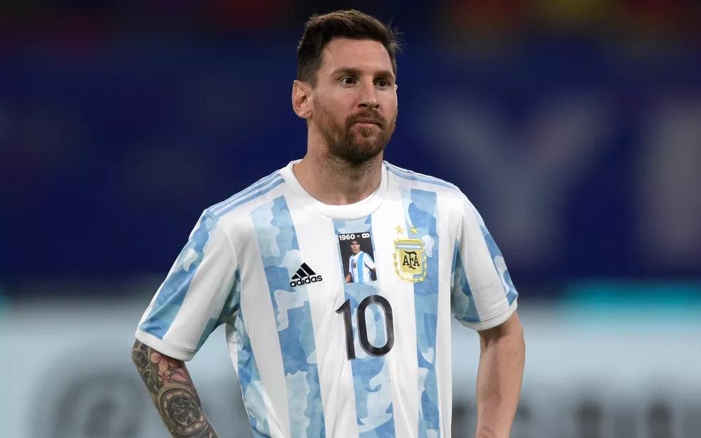 Imagem: Messi Arena Pantanal pode ficar sem Messi e Súarez