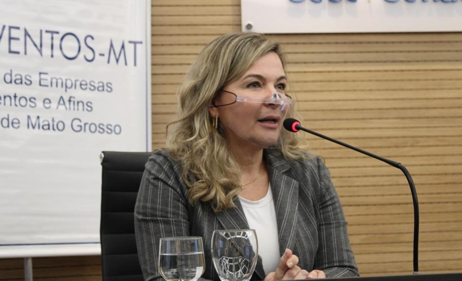 """Imagem: Presidente do Sindieventos MT Alcimar Moretti """"2021 é ano de sobrevivência, mas torneio trará saldo positivo a MT"""""""
