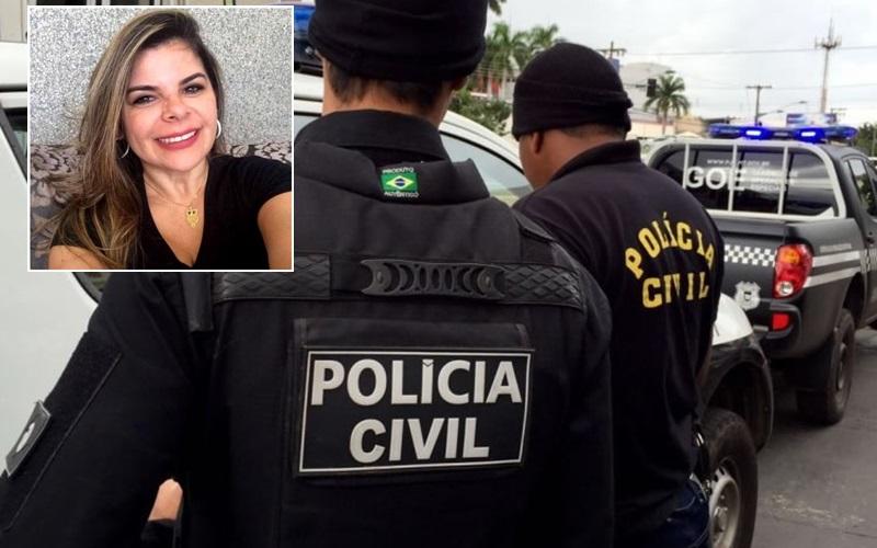 Imagem: Ruth Esposa de ex-deputado tem Jeep roubado por criminosos