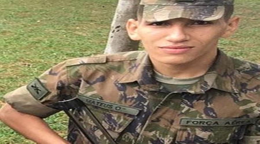 Imagem: Soldado do Soldado de 22 anos morre afogado ao tentar resgatar crianças