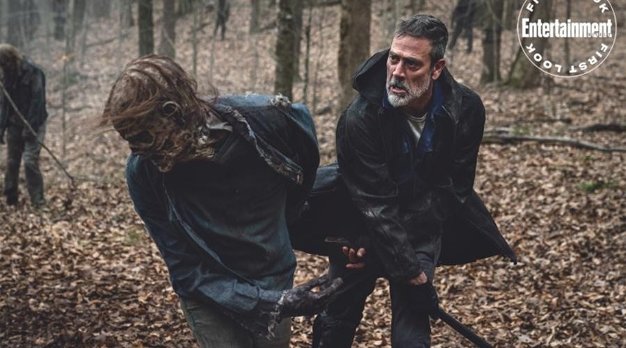 Imagem: The walking Última temporada de 'The Walking Dead' ganha data de estreia