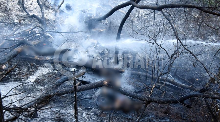 Imagem: Vitimas de acidente aereo Queda de avião mata quatro pessoas e assusta moradores da Rodovia do Peixe