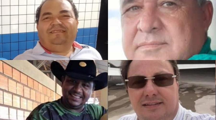 Imagem: Vitimas do acidente aereo Veja quem são as vítimas da queda do avião na Rodovia do Peixe