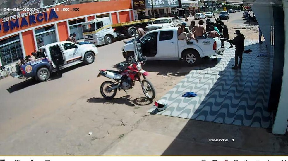 Imagem: bando assalto nova bandeirante Suspeitos são presos enquanto tentavam comprar carro
