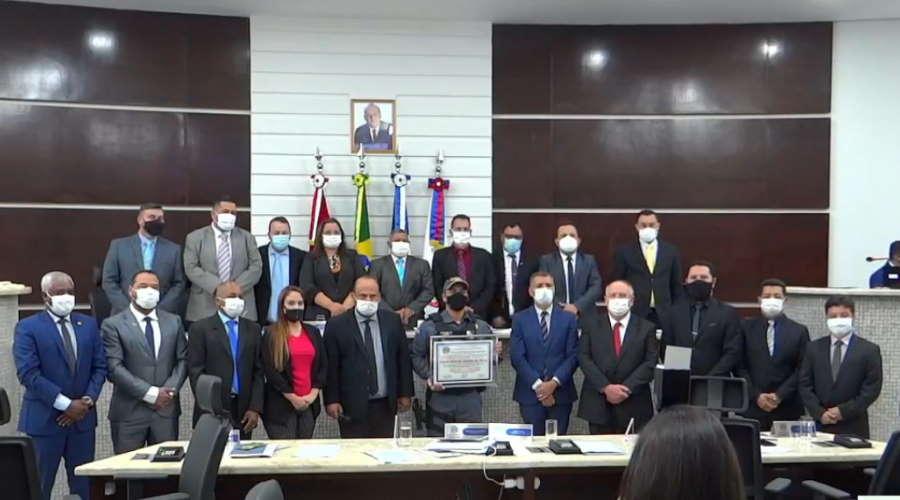 Homenagens foram aprovadas por unanimidade pelos vereadores de Rondonópolis - Foto: Reprodução