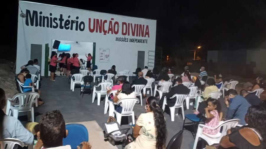Imagem: igreja ministerio divina missoes Igreja realiza bazar para construção de sede própria