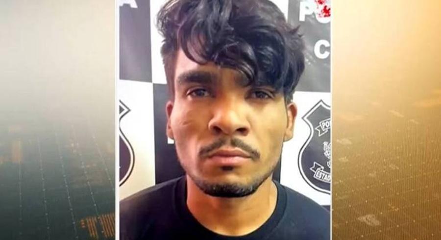 Imagem: maniaco Polícia confirma que Lázaro Barbosa foi autor de estupro no DF