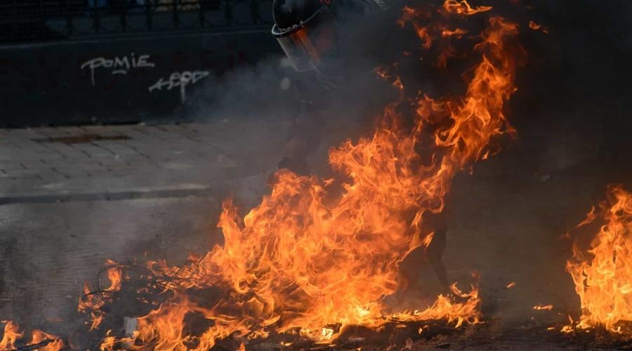 Imagem: naom 60c9e428822a9 Ataque com carro-bomba deixa mais de 30 feridos na Colômbia