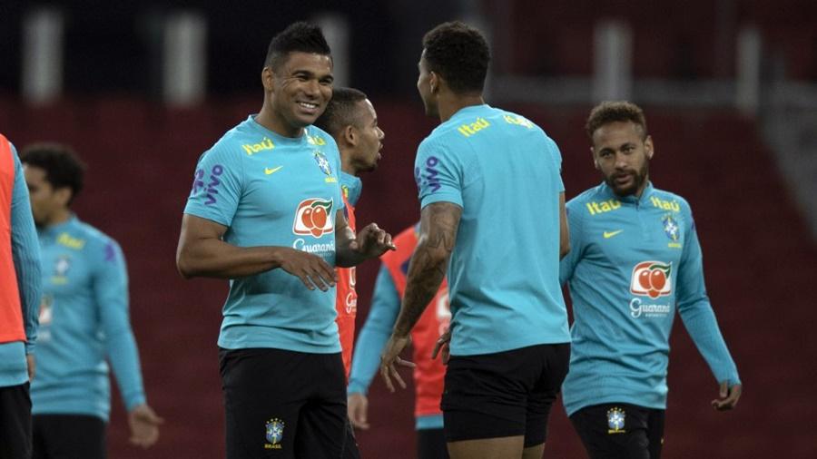 Imagem: selecao brasileira Seleção brasileira encara Equador em Porto Alegre hoje