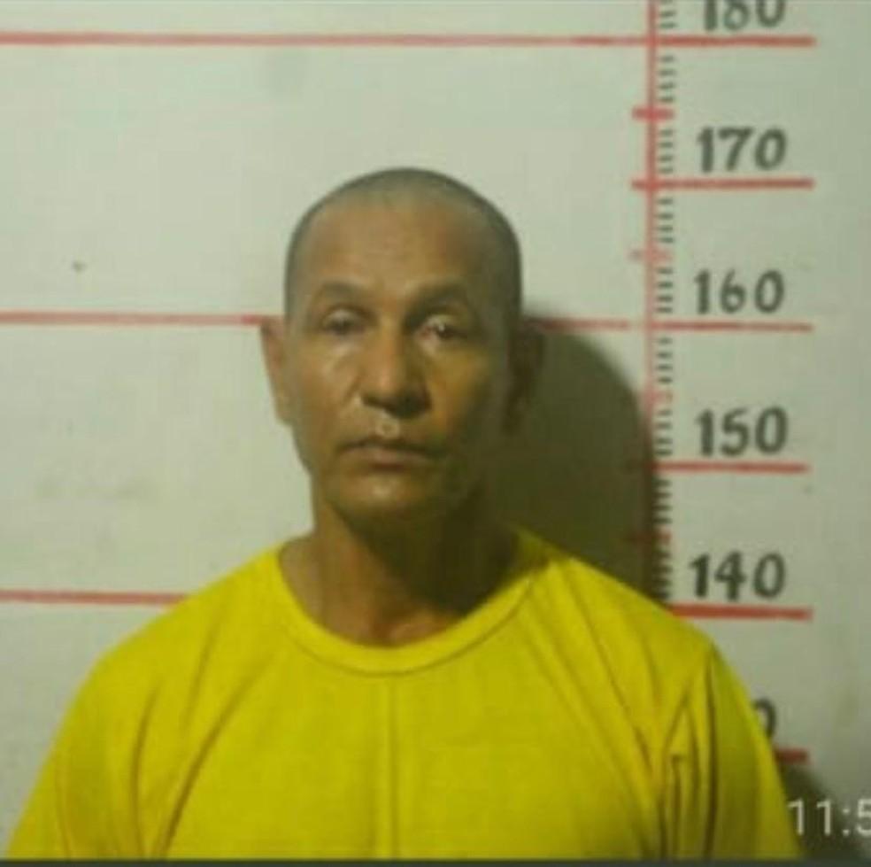 Imagem: suspeito jose costa silva Suspeito de matar e esconder corpo de menina de 10 anos é preso