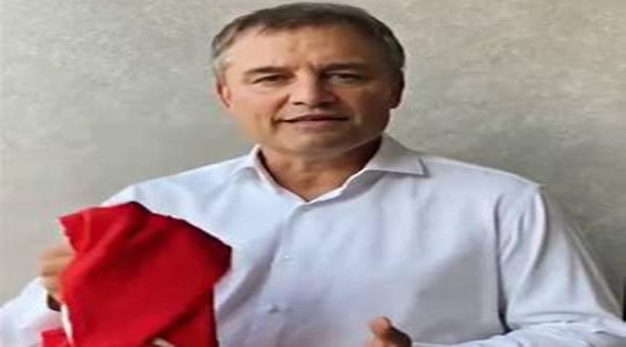 Imagem: tecnico do internacional Diego Aguirre é confirmado como novo técnico do Internacional