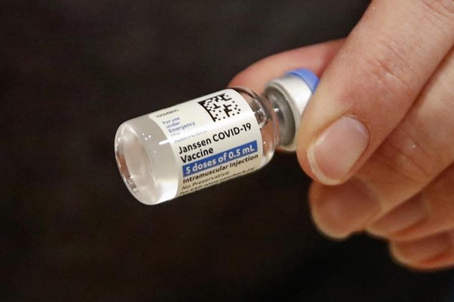 Imagem: vacina Jonson Comissão decide hoje se autoriza vacinação prioritária de jornalistas em MT