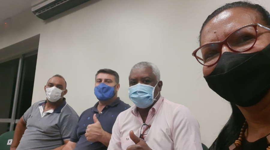 Imagem: vereadors neth Vereadores e deputados vão mediar acordo para reduzir restrições ao comércio