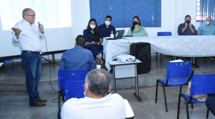 Imagem: zecarlos reun Prefeitos avaliam trocar Consórcio Regional de Saúde por investimentos diretos