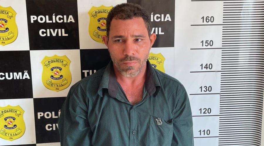 Imagem: 1543806d 3353 4387 9678 0c30e71913b8 'Couro Velho' é preso no Pará acusado de esfaquear e matar mãe e filho em MT
