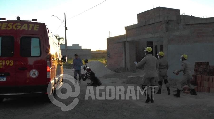 Imagem: 951a87ae df87 4014 9986 4a79ea2e2a90 Surtado   Homem foge mesmo baleado após esfaquear e manter vítima refém