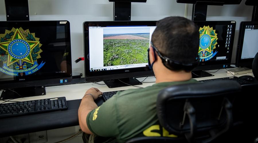 Imagem: CLAS9739 Operação Amazônia | Mais de R$ 900 milhões em multas são aplicadas em 7 meses