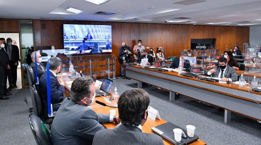 Imagem: CPI dominguetti CPI vai investigar denúncia de novo 'mensalão' no Governo Federal