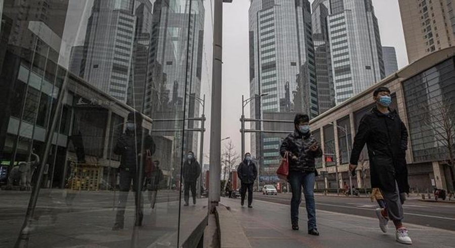Imagem: China China tem 23 novos casos de covid-19 em viajantes de fora