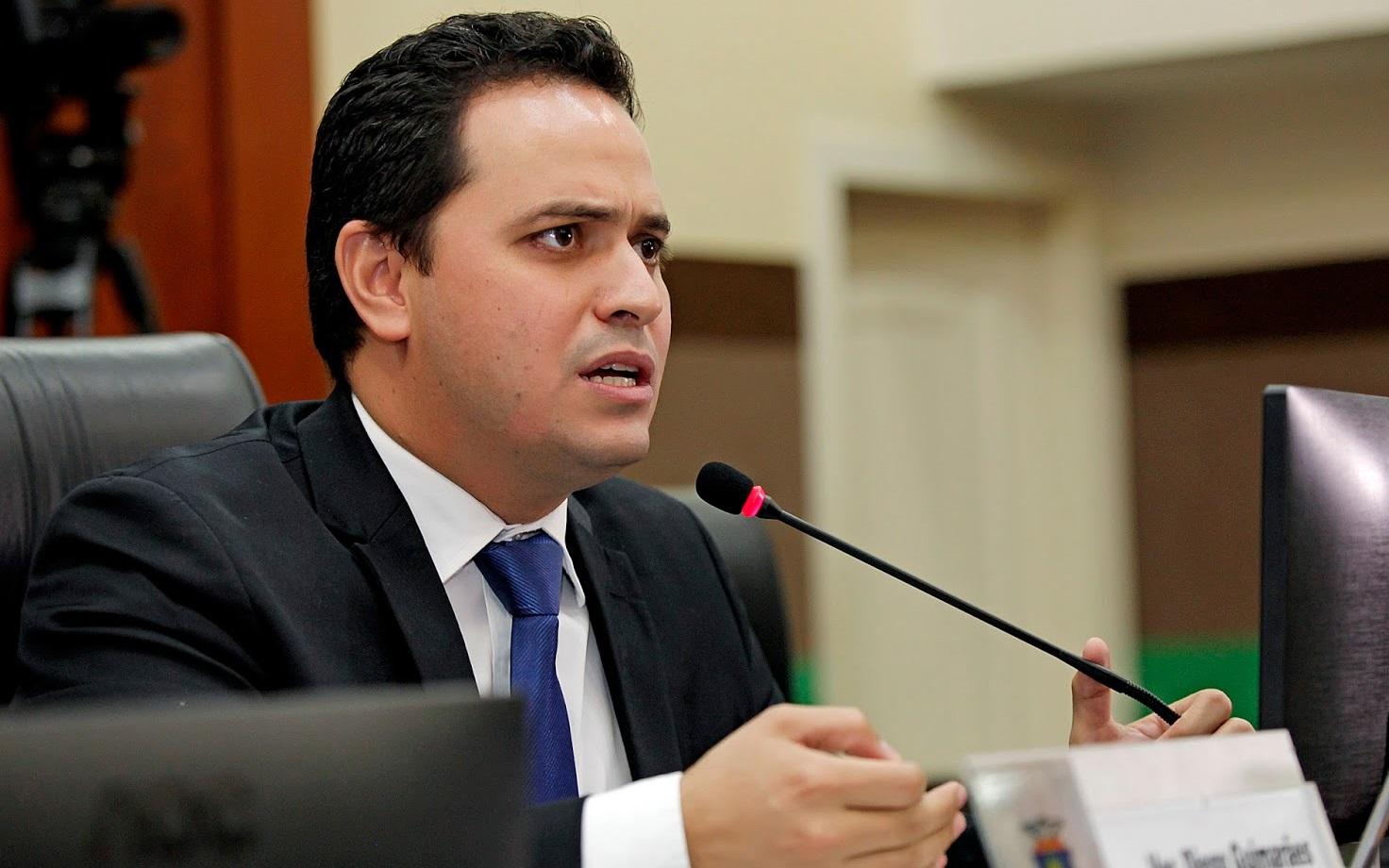 """Imagem: Diego g Opositor cita retaliação e diz que colegas """"copiam"""" projetos"""