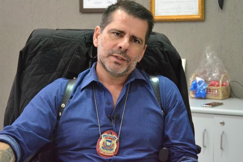"""Imagem: Flavio stringueta Delegado diz que caminho é """"obscuro"""", mas admite disputa à AL"""
