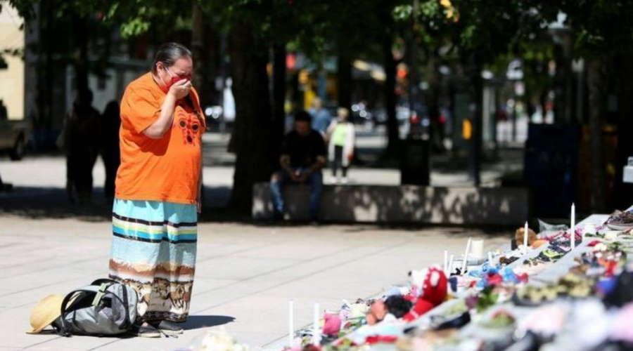 Imagem: Morte criancas canada Descoberta de túmulos de crianças indígenas choca o Canadá