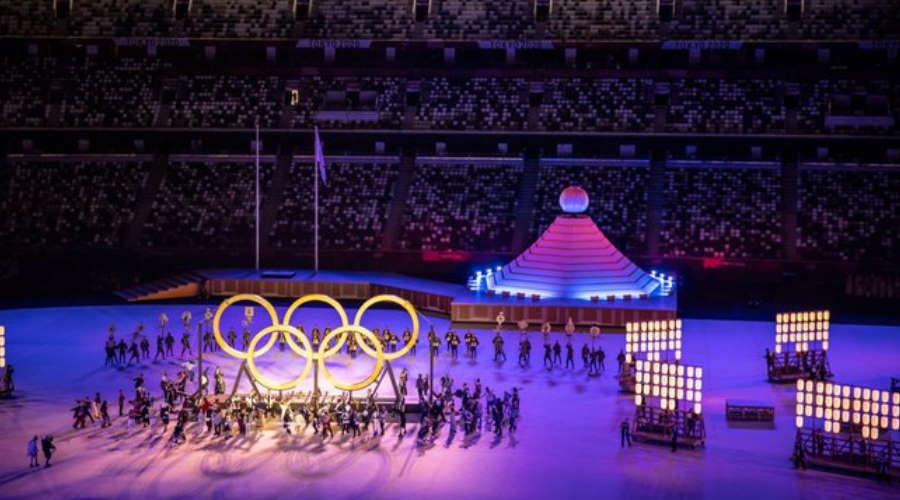 Imagem: Olimpiada japao abertura Olímpiadas começam oficialmente com cerimônia inesquecível