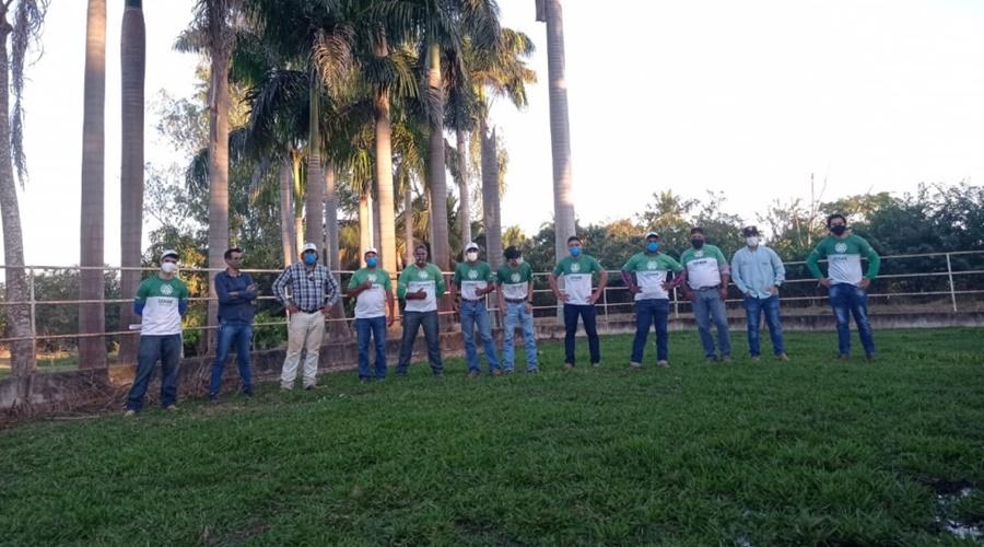Imagem: Profissionais da agropecuaria capacitados Mais de 500 profissionais do setor da agropecuária já foram capacitados em Rondonópolis