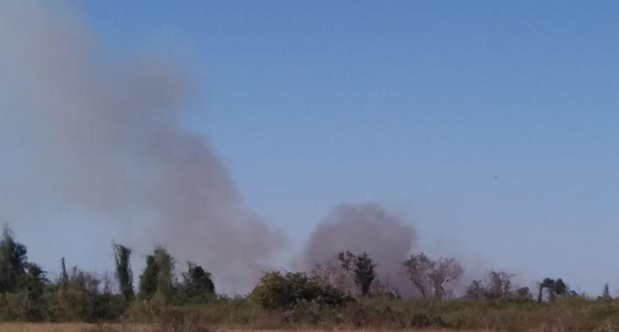 Moradores Do Pantanal Alertam Sobre Frequentes Focos De Incendios Em Terra Indigena Agora Mt