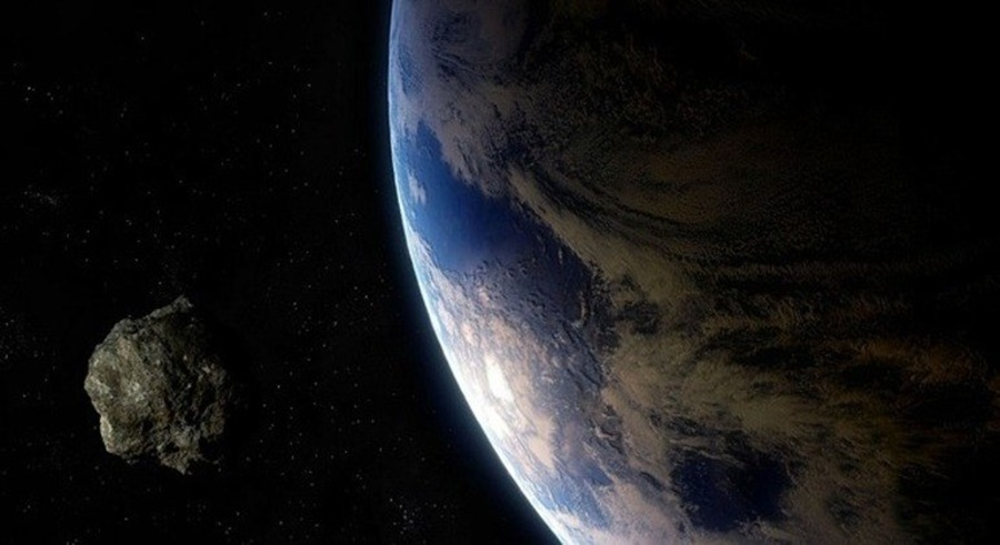 Imagem: asteroide Asteroide de 220 metros de diâmetro passará perto da Terra no próximo domingo