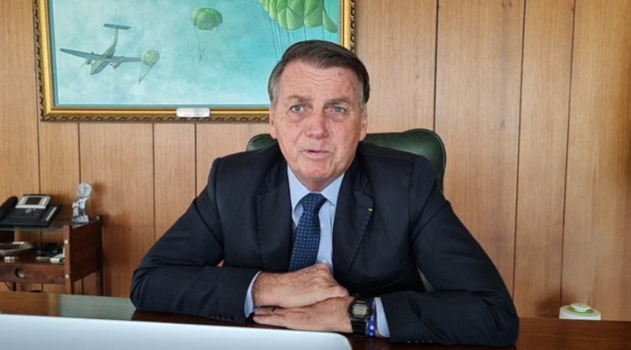 Imagem: bolsonaro diz que coronavac esta sendo rejeitada 22072021094820096 Bolsonaro diz que Sinovac ofereceu vacina pela metade do preço